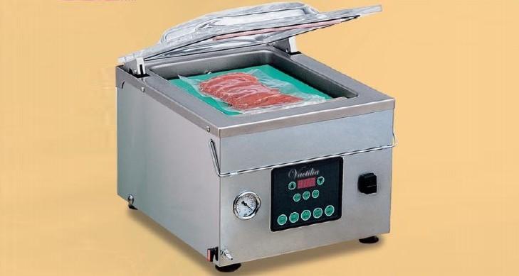 Envasadoras laterales para sous vide dorar no sella los - Maquina de cocinar ...